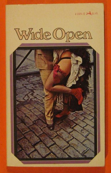 Image for Wide Open