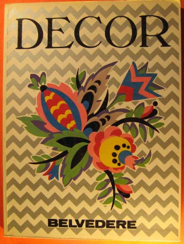 Image for Decor:  Wall Decorations - Illustrations from 1910 - 1920