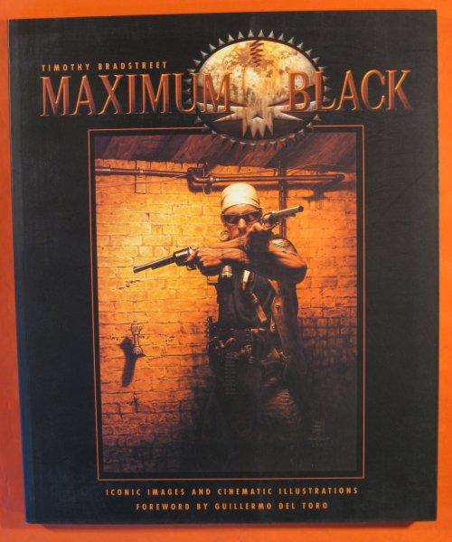 Image for Maximum Black:  Iconic Images and Cinematic Illustrations