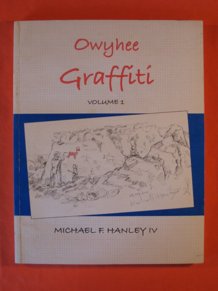 Image for Owyhee Graffiti   Volume 1