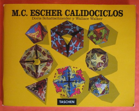 Image for M.C. Escher Calidociclos:  Kalos (bello) + Eidos (figura) + Kyklos (anillo)