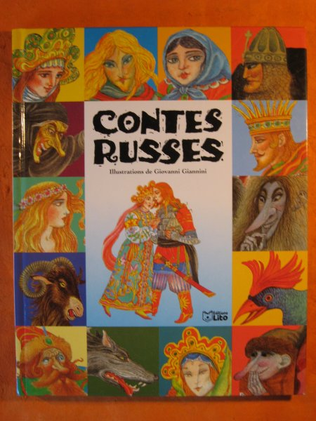 Image for Contes Russes