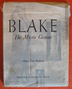 Image for Blake:  The Mystic Genius