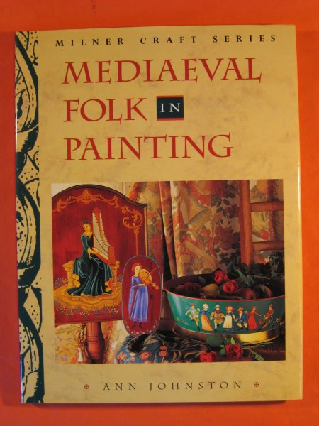 Image for Mediaeval Folk in Painting
