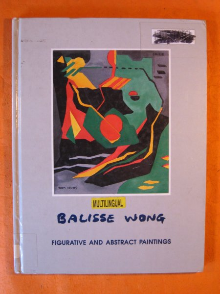 Image for Balisse Wong; Figurative and Abstract Paintings