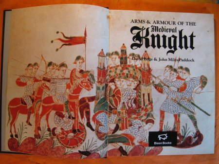 Image for Arms and Armour of The Medieval Knight