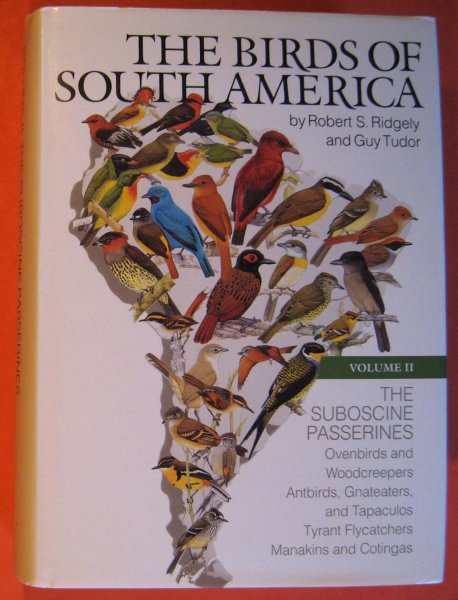 Image for The Birds of South America: Two Volume Set