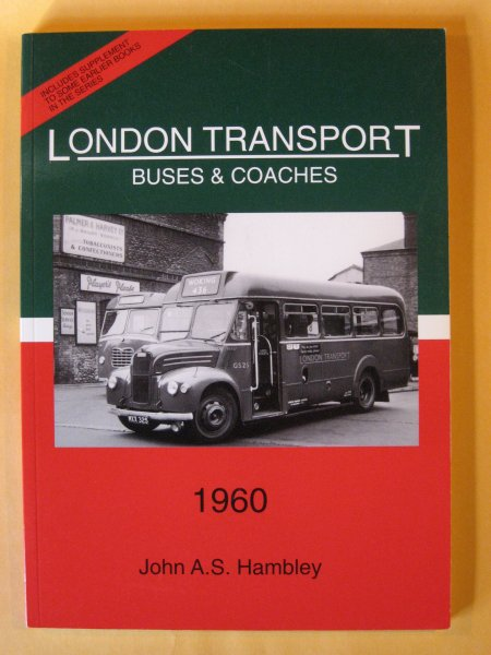 Image for London Transport Buses and Coaches 1960