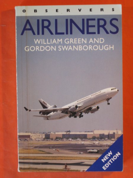 Image for Observers Airliners 91/92