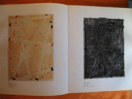 Image for Jasper Johns Drawings, 1954-1984
