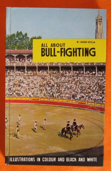 Image for All About Bull-Fighting