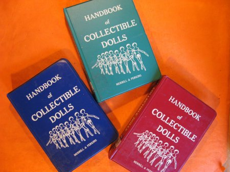 Image for Handbook of Collectible Dolls - 3 Volumes