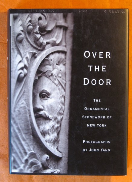 Image for Over the Door: The Ornamental Stonework of New York