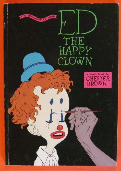 Image for Ed The Happy Clown