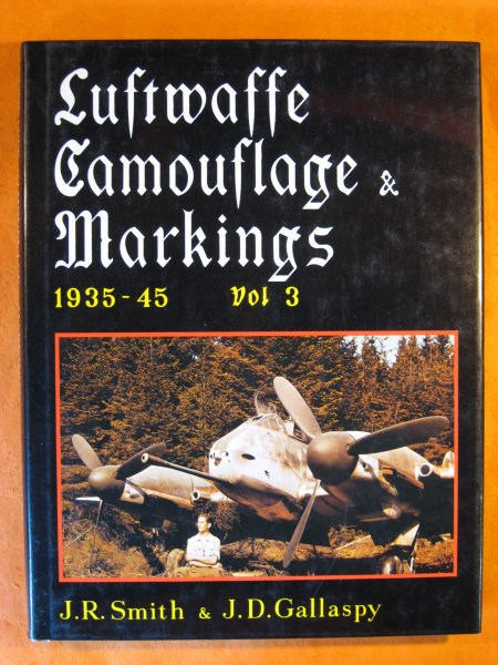 Image for Luftwaffe Camouflage and Markings 1935-45 Vol. 3