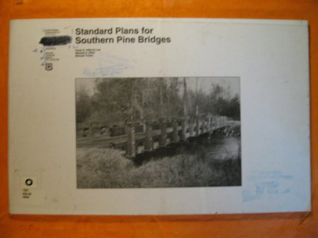Image for Standard Plans for Southern Pine Bridges