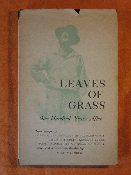 Image for Leaves of Grass One Hundred Years After