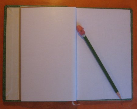 Image for Blank Journal (William Golding) / Blank Book / Diary / Sketch Book