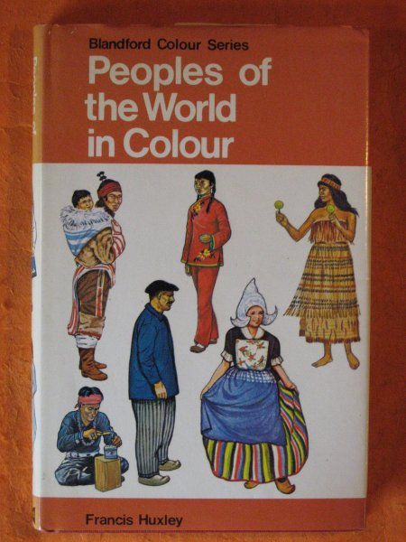 Image for Peoples of the World in Colour