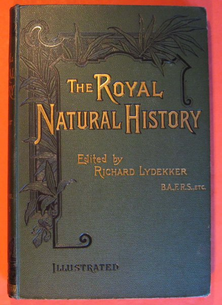 Image for Royal Natural History Volume 3, Section 6:  Birds