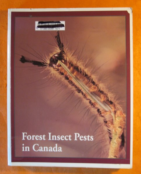 Image for Forest Insect Pests in Canada