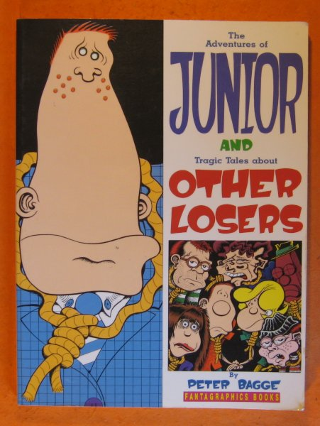 Image for Junior and Other Losers