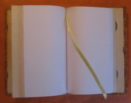 Image for Blank Journal (Oeil Double) / Blank Book / Diary / Sketch Book