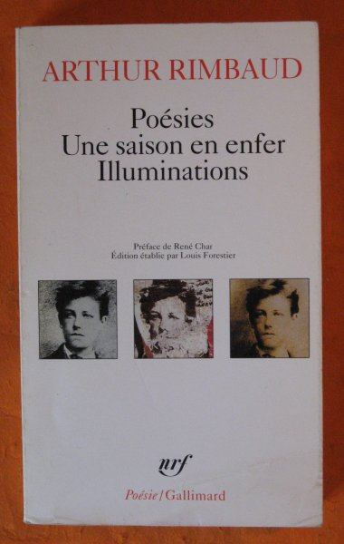 Image for Poesies : Une Saison en Enfer, Illuminations