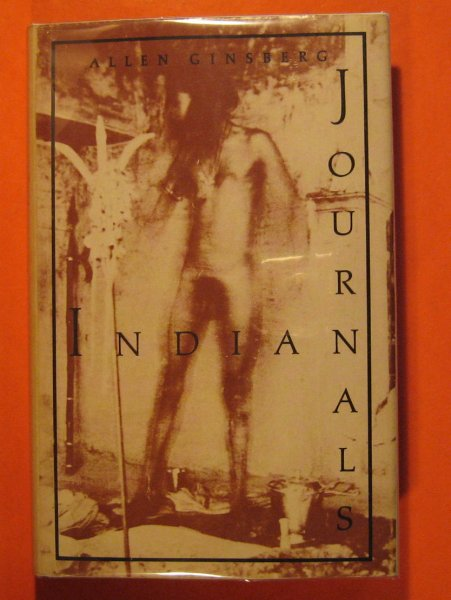 Image for Indian Journals: March 1962 -- May 1963  Notebooks, Diary, Blank Pages, Writings