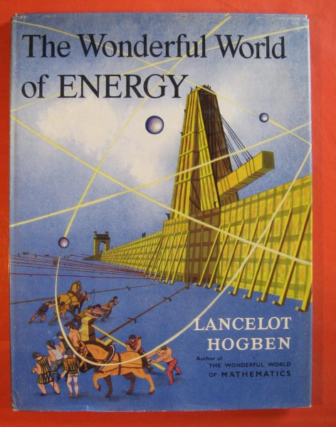 Image for The Wonderful World of Energy