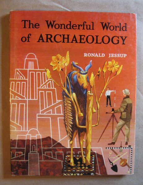 Image for The Wonderful World of Archaeology