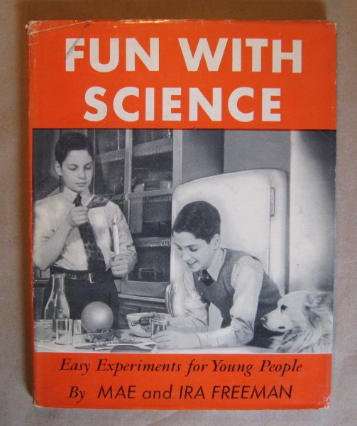 Image for Fun With Science:  Easy Experiments for Young People