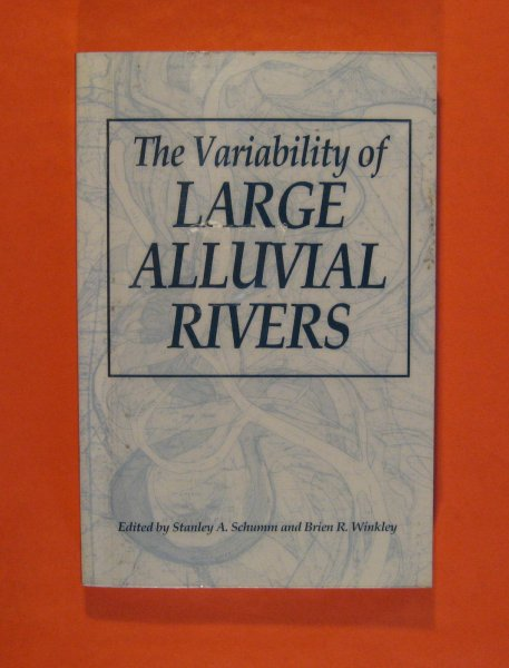 Image for Variability of Large Alluvial Rivers, The