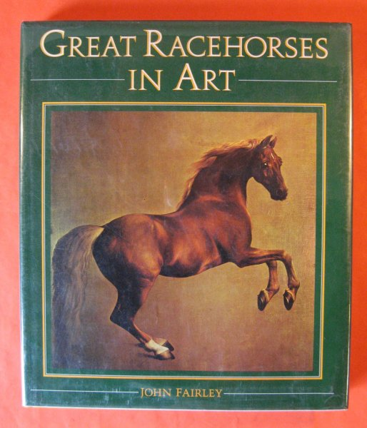 Image for Great Racehorses in Art