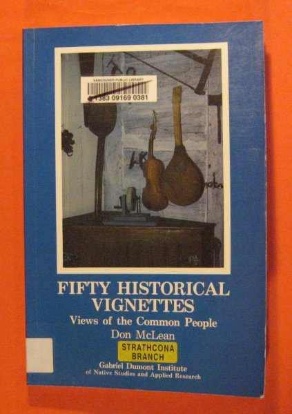 Image for Fifty Historical Vignettes