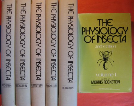 Image for The Physiology of Insecta, Second Edition (6 Volume Set)