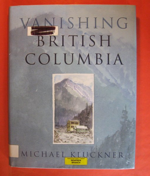 Image for Vanishing British Columbia