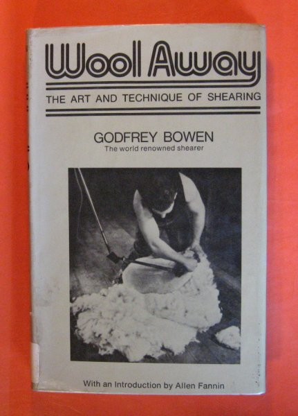 Image for Wool Away: The Art and Technique of Shearing