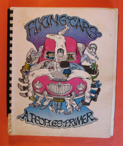 Image for Fixing Cars:  A People's Primer