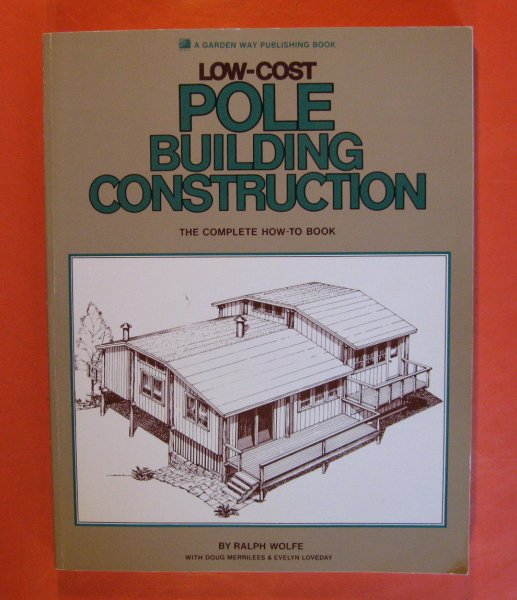 Image for Low-Cost Pole Building Construction