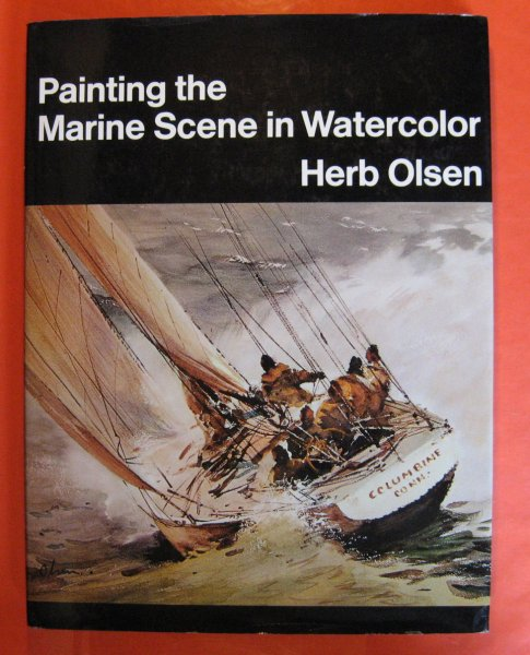 Image for Painting the Marine Scene in Watercolor