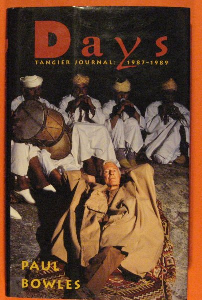 Image for Days: A Tangier Journal, 1987-1989