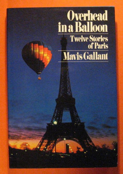 Image for Overhead in a Balloon: Twelve Stories of Paris