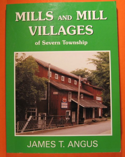Image for Mills and Mill Villages of Severn Township