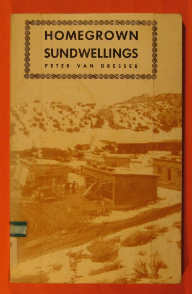 Image for Homegrown Sundwellings