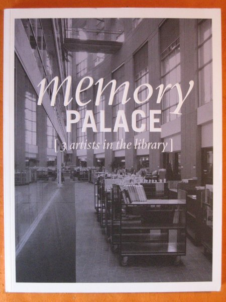 Image for Memory Palace, 3 Artist in the Library /  Group Search [art in the library]