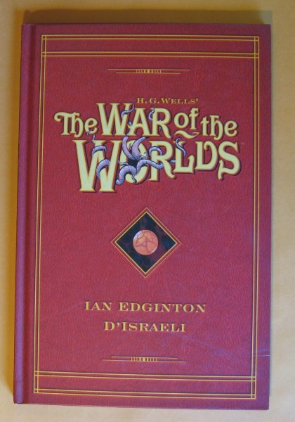 Image for H. G. Wells' the War of the Worlds