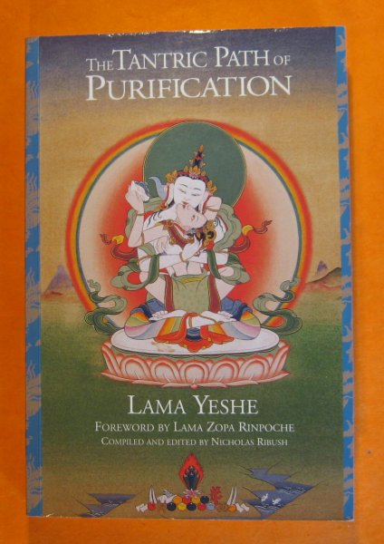 Image for The Tantric Path of Purification: The Yoga Method of Heruka Vajrasattva Including Complete Retreat Instructions