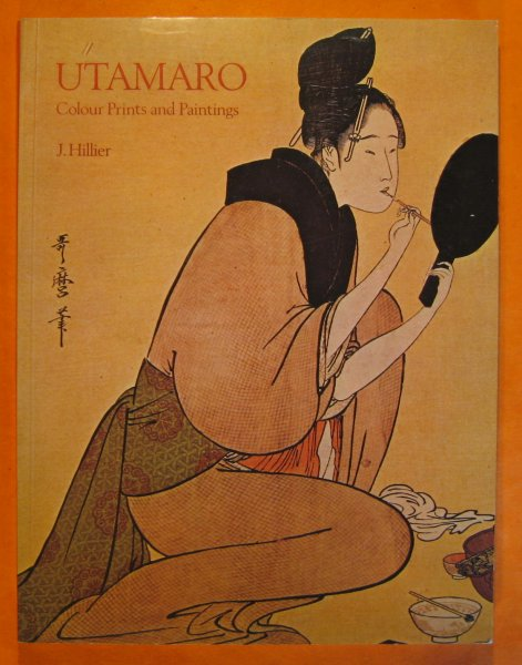 Image for Utamaro: Colour Prints and Paintings