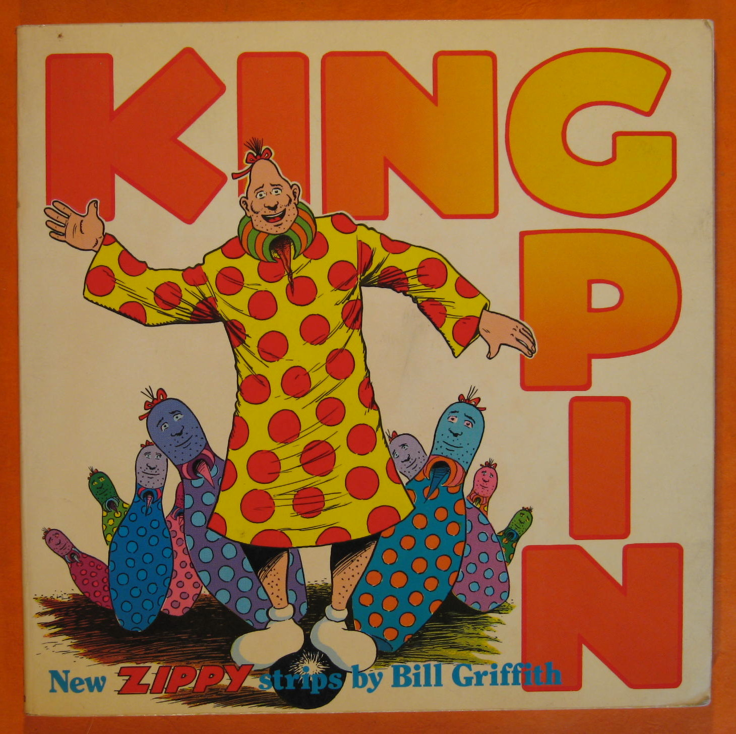 Image for King Pin: New Zippy Strips